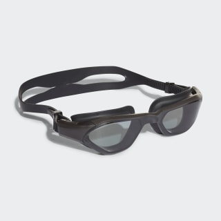 Persistar 180 Unmirrored Schwimmbrille Smoke Lenses / Utility Black / Utility Black BR1130