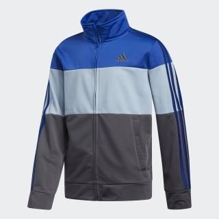 Colorblock Jacket Grey CL1089