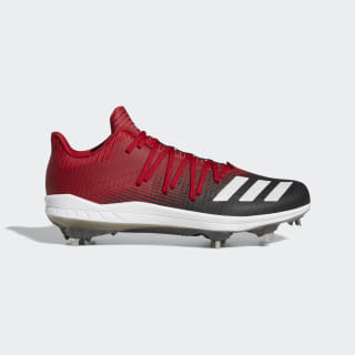 Adizero Afterburner 6 Cleats Power Red / Cloud White / Core Black G27664