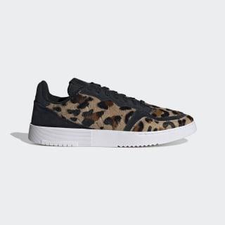 Supercourt Shoes Core Black / Core Black / Raw Desert EG8732