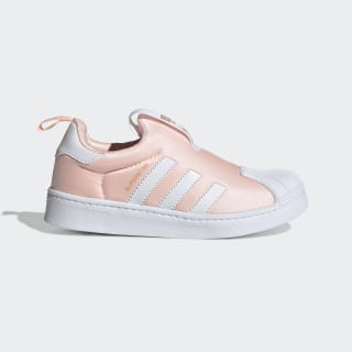 Кроссовки Superstar 360 Pink / Ftwr White / Gold Met. DB2881
