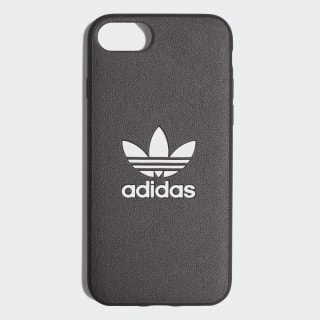 Etui na iPhone 8 Basic Logo Black / White CK6161