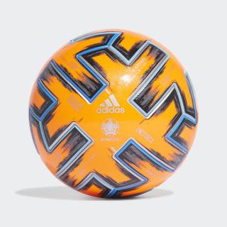 Lopta Uniforia Pro Winter Solar Orange / Black / Glory Blue FH7360