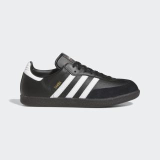 Obuv Samba Leather Black / Footwear White / Core Black 019000