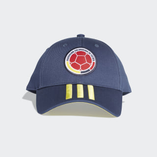 Casquette Colombie Night Marine / Light Yellow DQ1557