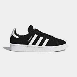 Campus sko Core Black/Footwear White BY9580