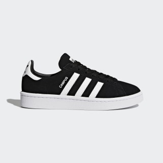 Campus sko Core Black / Footwear White / Cloud White BY9580