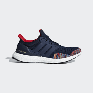 Ultraboost LTD Shoes Collegiate Navy / Collegiate Navy / Vivid Red BB7801
