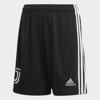 Домашние игровые шорты Ювентус black / white DW5451