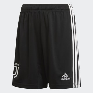 Juventus Home Shorts Black / White DW5451