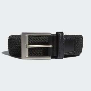 Braided Stretch Belt Black / Black DZ5784