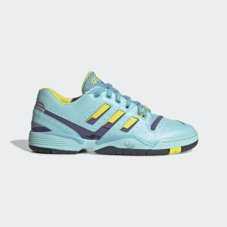 Sapatos Torsion Comp Clear Aqua / Light Aqua / Shock Yellow EG8791