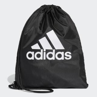 Bolsa Gym Bag Black / Black / White DT2596