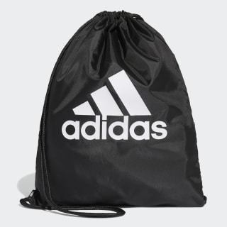 Gym Sack Black / Black / White DT2596