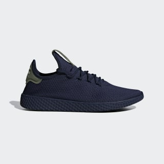 Chaussure Pharrell Williams Tennis Hu Collegiate Navy / Collegiate Navy / Off White B41807