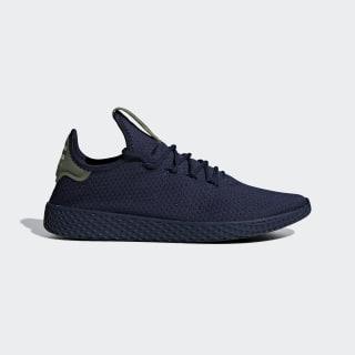 Pharrell Williams Tennis Hu Shoes Collegiate Navy / Collegiate Navy / Off White B41807