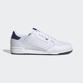 Continental 80 Shoes Cloud White / Grey One / Collegiate Navy EF5996