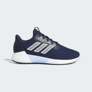 Кроссовки для бега Climawarm 2.0 Collegiate Navy / Cloud White / Glow Blue G28957