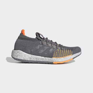 Obuv Pulseboost HD LTD Grey Three / Grey Five / Flash Orange G26989