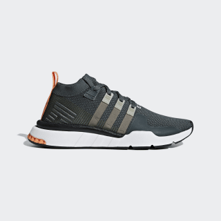 EQT Support Mid ADV Primeknit Shoes Legend Ivy / Steel / Core Black BD7774