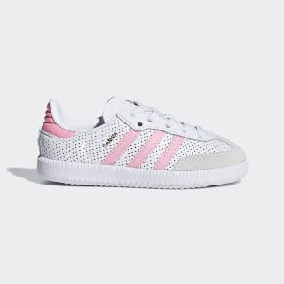 Samba OG Schuh Ftwr White / Light Pink / Light Pink CG6728