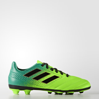 ACE 17.4 FxG J Solar Green / Core Black / Core Green BA9756