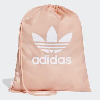 Trefoil Gym Sack Dust Pink DV2387