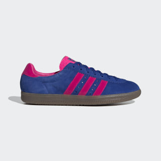 Padiham Schuh Team Royal Blue / Shock Pink / Gum EF5715