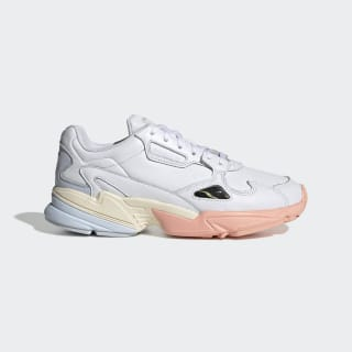 Falcon Schuh Cloud White / Aero Blue / Glow Pink EG8141