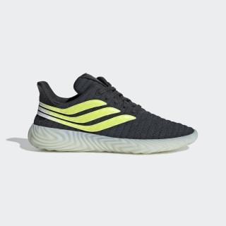 Sobakov Schuh Carbon / Solar Yellow / Blue Tint EE5625