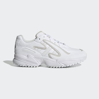Zapatilla Yung-96 Chasm Trail Cloud White / Crystal White / Core Black EF8976