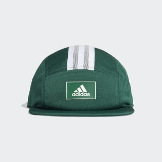 Cappellino Five-Panel adidas Athletics Club Collegiate Green / White / Grey Two FK0870