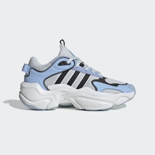 Magmur Runner Shoes Glow Blue / Blue Tint / Crystal White EE8630