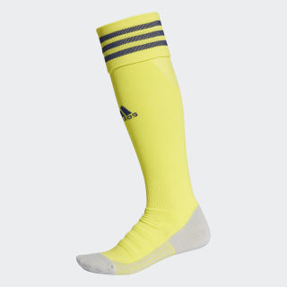 Calcetines a la rodilla AdiSocks Shock Yellow / Dark Blue FK7252