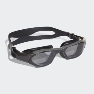 adidas persistar 180 unmirrored çocuk yüzücü gözlüğü Smoke Lenses / Utility Black / Utility Black BR5845