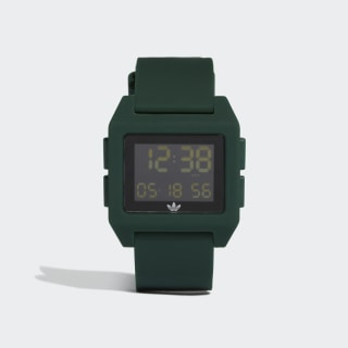 Archive_SP1 Horloge Collegiate Green / Black CM1659