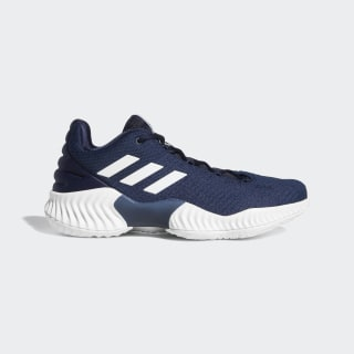 Pro Bounce 2018 Low Shoes Collegiate Navy / Cloud White / Collegiate Navy AH2677