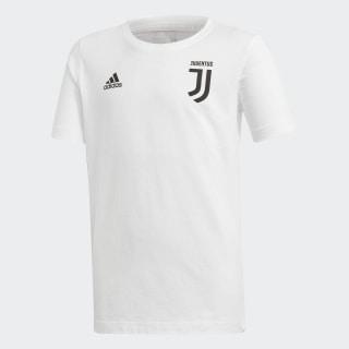 Juventus Turin Graphic T-Shirt White FI2376
