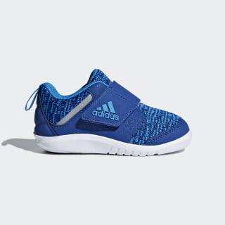 FortaPlay Shoes Collegiate Royal / Bright Blue / Hi-Res Orange AH2383