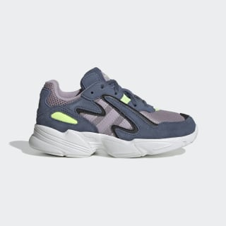 Yung-96 Chasm Shoes Tech Ink / Soft Vision / Hi-Res Yellow EE7555