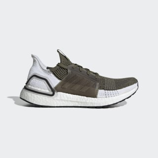 Ultraboost 19 Shoes Raw Khaki / Raw Khaki / Core Black F35243