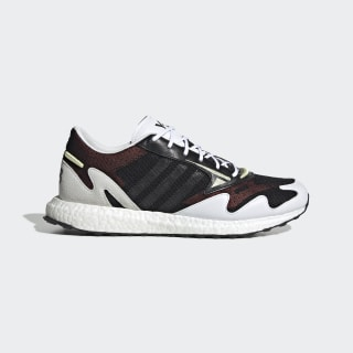 Y-3 Rhisu Run Black / Cloud White / Yellow Tint FU9180