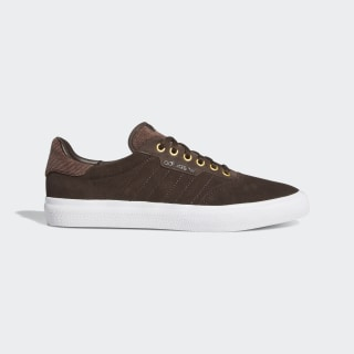 3MC Shoes Brown / Cloud White / Gold Metallic EE6079