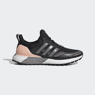 Ultraboost Guard Shoes Core Black / Grey Three / Glow Pink FU9465
