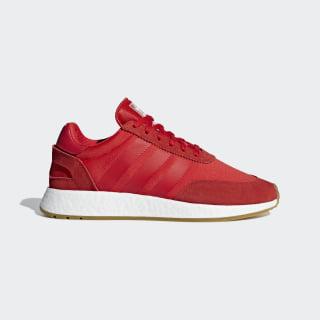 Sapatos I-5923 Red / Red / Gum 3 D97346