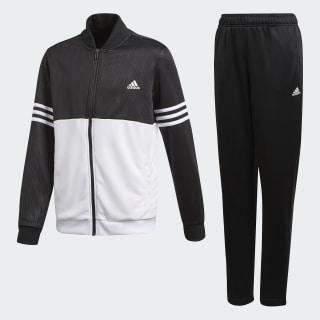 Conjunto de Chaqueta y Pantalón Black / White DV1735