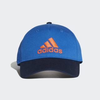 Cappellino Graphic Blue / Collegiate Navy / Solar Orange ED8630
