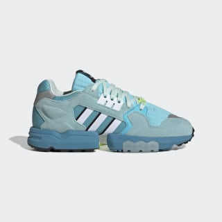 Zapatillas ZX Torsion Light Aqua / Cloud White / Clear Aqua EG7964