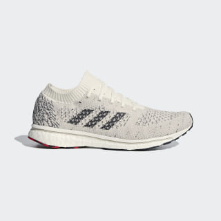 Adizero Prime LTD Shoes Running White / Carbon / Clear Brown BB6574