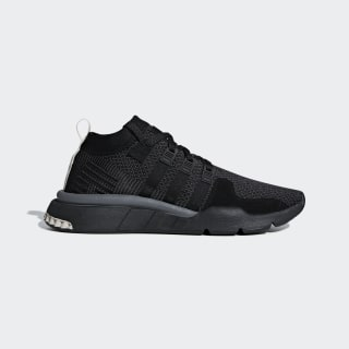 EQT Support Mid ADV Ayakkabı Core Black / Carbon / Clear Brown DB3561